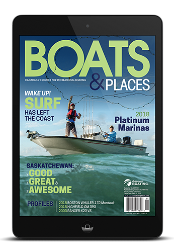 Boats & Places Digital Magazine